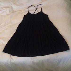 Xhilaration black nightgown dress